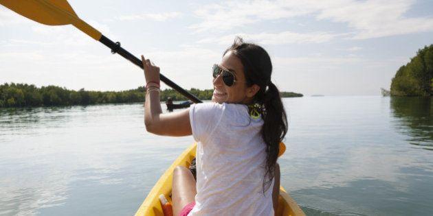 ¿Qué puedes aprender sobre el bienestar navegando en