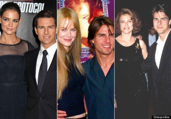 Tom Cruise: sus divorcios comienzan cuando sus chicas cumplen 33 años