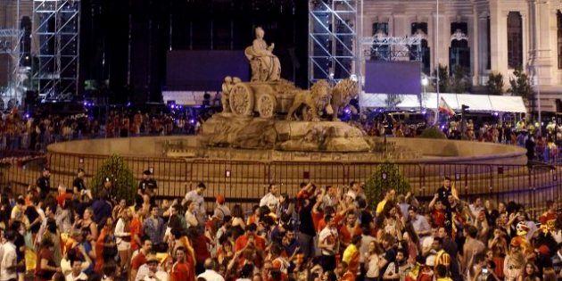 Así será la celebración en Madrid de los campeones de