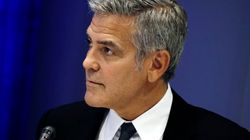 Así ha reaccionado Clooney al enterarse del divorcio de Brad y