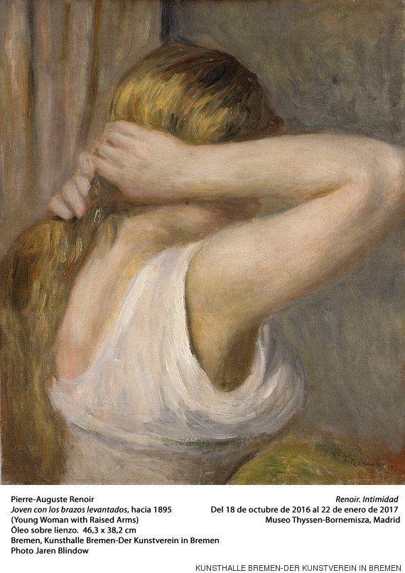'Renoir: intimidad', seis razones por las que Renoir es el impresionista más