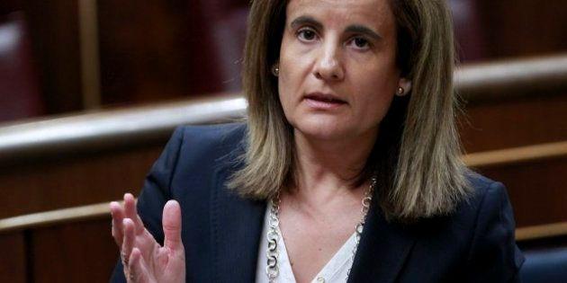 El PSOE pedirá la dimisión de Fátima Báñez si se confirma que filtró datos del