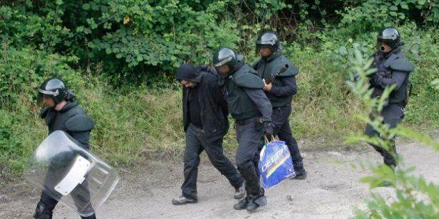 Once mineros detenidos en las barricadas asturianas