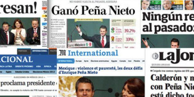 Las elecciones de México en la prensa mexicana e internacional