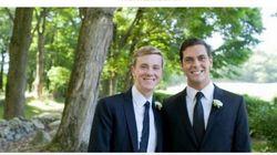 Un icono para el matrimonio homosexual en