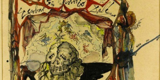 Dalí robado: devuelto a Nueva York por correo desde
