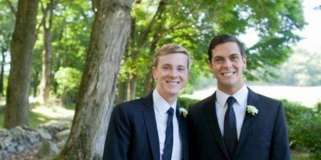 El matrimonio homosexual ya tiene su icono en
