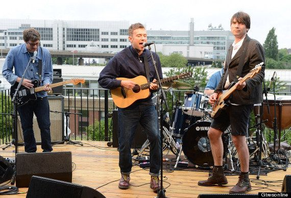 Blur presenta dos nuevas canciones en directo por Twitter