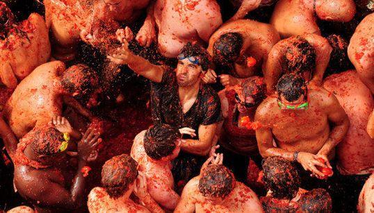 El 'top 10' de las fiestas populares en España