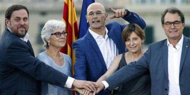 Junts pel Sí mantiene a Artur Mas como candidato a la