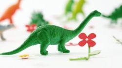 Los bebés de dinosaurio eran mulliditos como