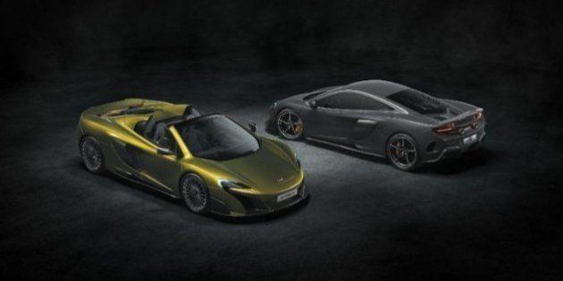 Apple negocia la compra del fabricante de automóviles McLaren, según