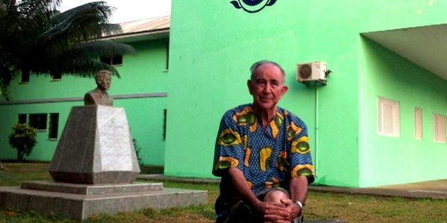 Miguel Pajares, el religioso español aislado en Liberia, tiene el