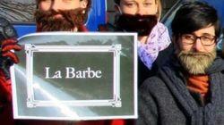 La barba también es