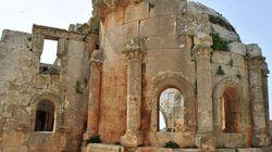 El patrimonio sirio, entre