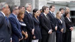 España, en silencio (FOTOS,
