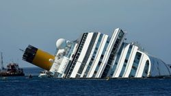 El 'Costa Concordia' zarpó