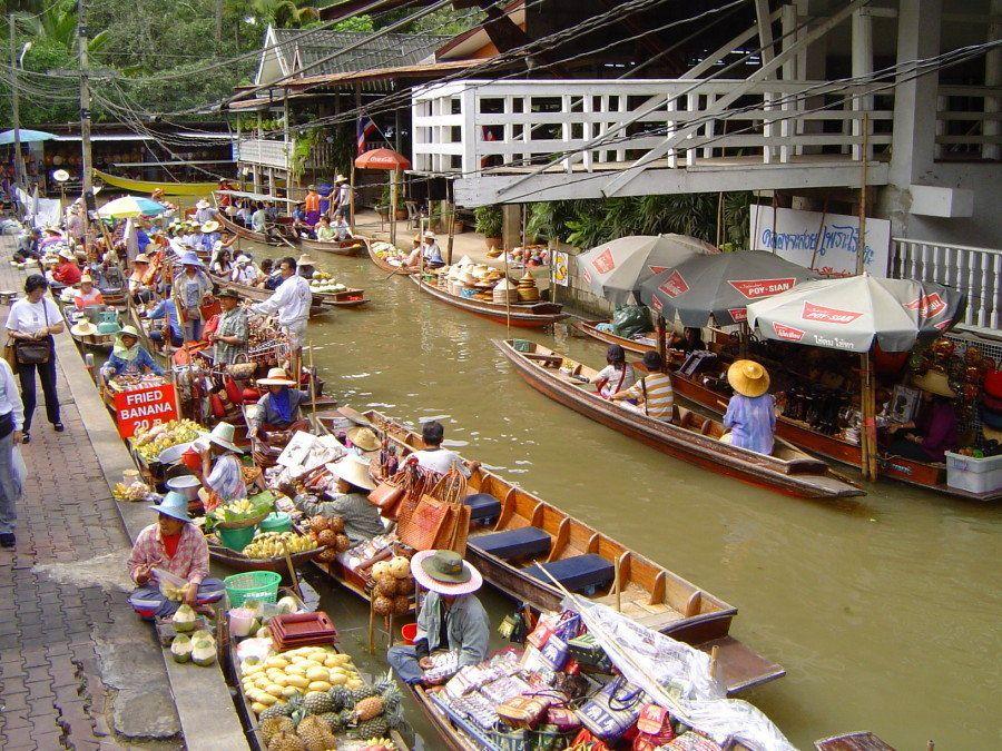 De compras: Los mercados y mercadillos más peculiares del mundo