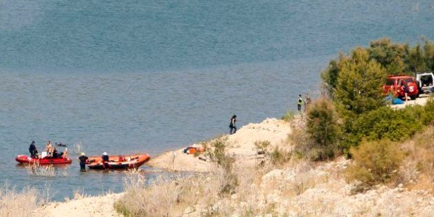 Localizado el cuerpo del piloto muerto durante las labores de extinción del fuego en