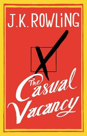 Revelada la portada del nuevo libro de J.K.