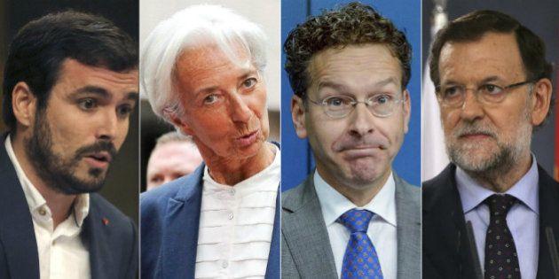 ¿Eres capaz de adivinar quién ha dicho qué en la crisis griega?