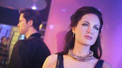 Brad Pitt y Angelina Jolie también se separan en el Museo de