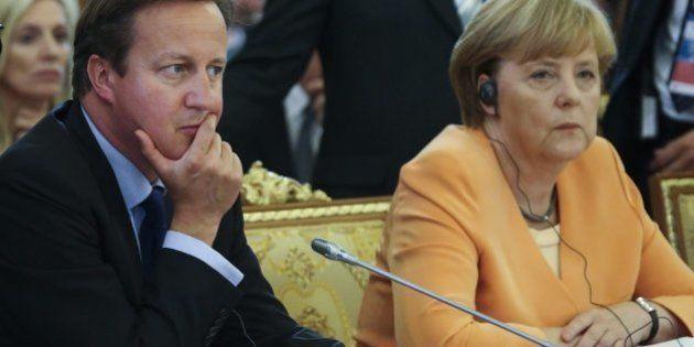 Cameron asegura tener pruebas propias del uso de gas sarín contra la oposición