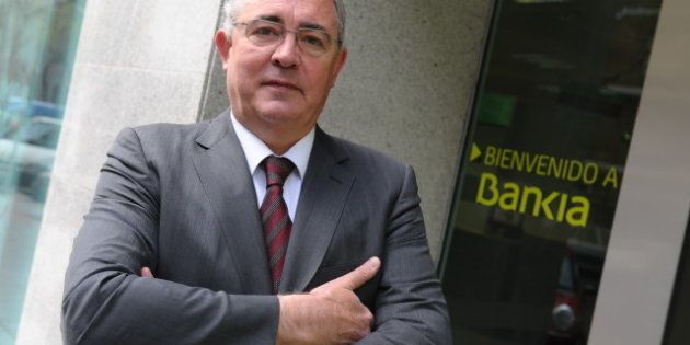 Francisco Verdú, consejero delegado de Bankia e imputado por la Audiencia, renuncia al