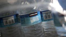 Rebelión contra la orden de no dar agua mineral a los