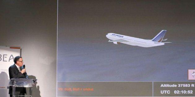 El accidente de Air France en Brasil en 2009 se debió a un error técnico y de los