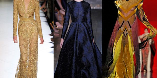 Alta Costura de París otoño/invierno 2012/13: resumen de los vestidos más bonitos del mundo