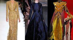 Los vestidos más bellos de la Alta Costura de París
