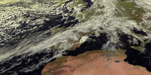 España en alerta por el primer temporal del