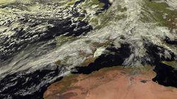Primer temporal del año: España en