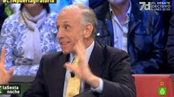 Inda perdió una apuesta con el presentador de 'La Sexta