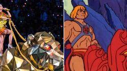 Katy Perry en la Super Bowl: los memes de la actuación