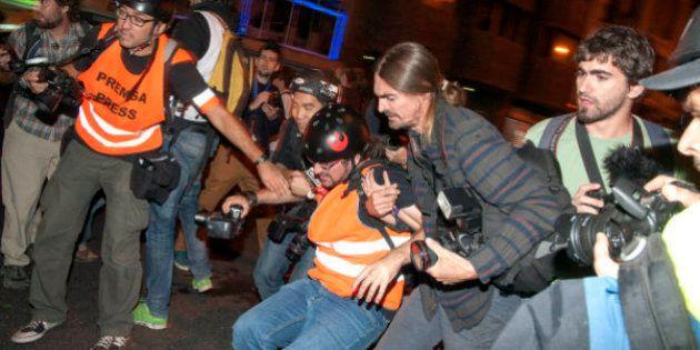 La ley de seguridad y el acoso policial, principales problemas de la libertad de prensa en