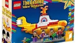 Vas a quererlo en cuanto lo veas: el submarino amarillo de los Beatles en versión