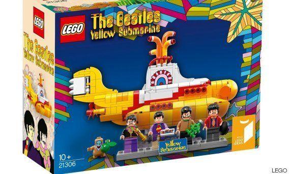 Vas a quererlo en cuanto lo veas: el 'Yellow Submarine' de los Beatles en versión