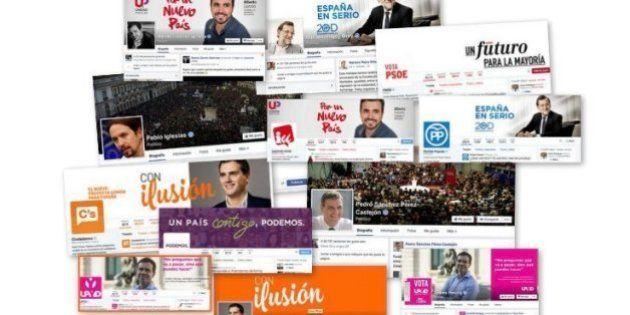 Elecciones 20-D: política y redes sociales, ¿la combinación perfecta de cara a conseguir el