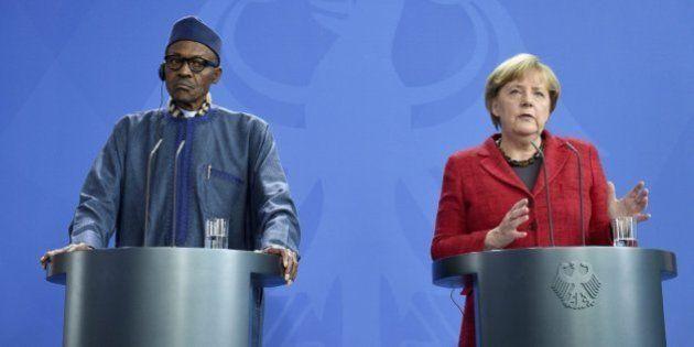 El comentario machista del presidente nigeriano que ha incomodado a