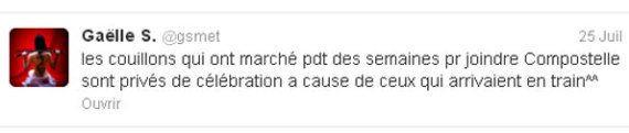 Gaëlle Smet, consejera de los liberales belgas, despedida por un tuit sobre el