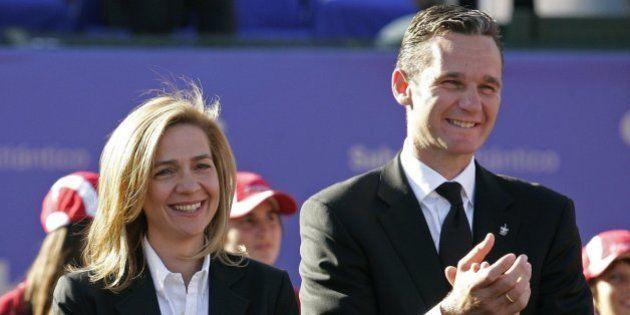 La Fiscalía pedirá 600.000 euros a la infanta Cristina por responsabilidad