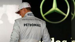 Schumacher anuncia por segunda vez que se