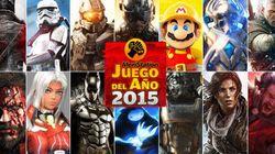 Y los mejores videojuegos del 2015