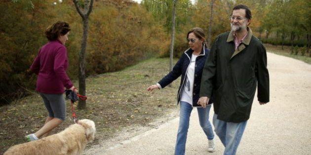 Rajoy verá en Doñana con su familia el debate a cuatro al que ha mandado a