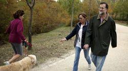 Rajoy verá en Doñana con su familia el debate al que ha mandado a