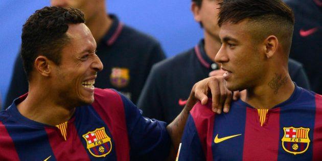 La Fiscalía denuncia al jugador del Barça Adriano por defraudar a