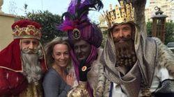 Los Reyes Magos de Alicante, en casa de la exalcaldesa, imputada por