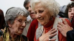 La presidenta de las Abuelas de la Plaza de Mayo encuentra a su nieto tras 35